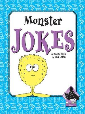 cover image of Monster Jokes
