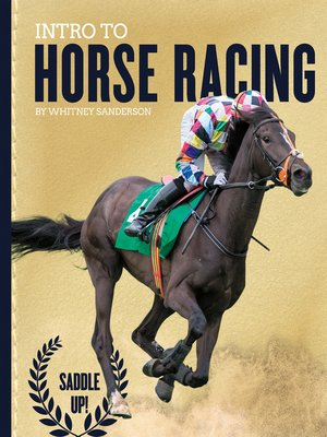cover image of Intro to Horse Racing