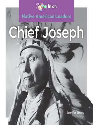 cover image of Chief Joseph