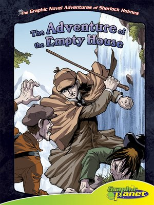 cover image of Adventure of the Empty House