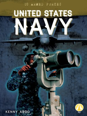 cover image of United States Navy