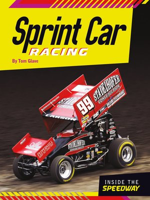 cover image of Sprint Car Racing