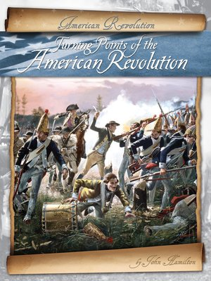 cover image of Turning Points of the American Revolution