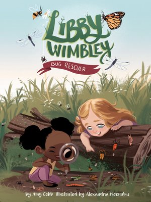 cover image of Bug Rescuer