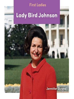 cover image of Lady Bird Johnson