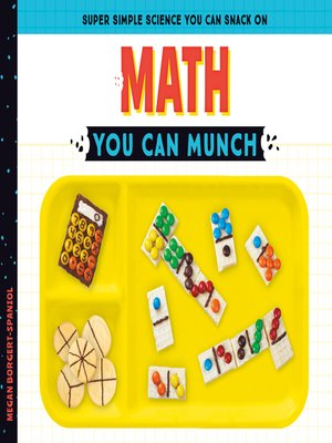cover image of Math You Can Munch
