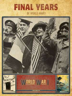 cover image of Final Years of World War I