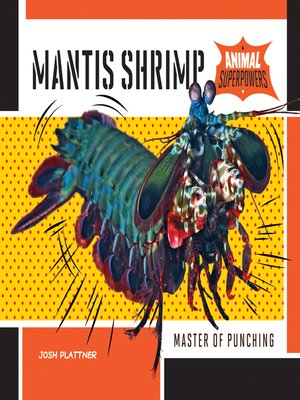 cover image of Mantis Shrimp