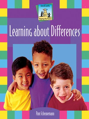 cover image of Learning about Differences