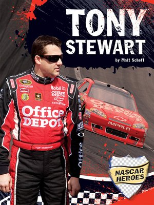 cover image of Tony Stewart