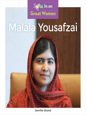 cover image of Malala Yousafzai