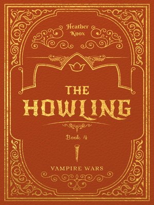 cover image of The Howling #4