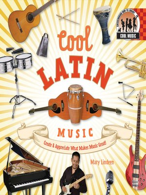 cover image of Cool Latin Music