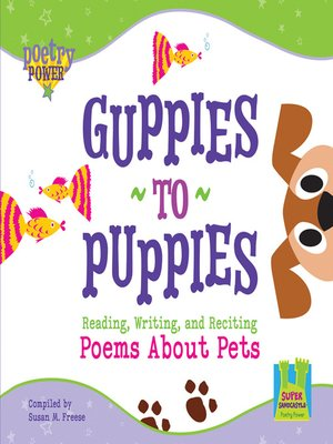 cover image of Guppies to Puppies