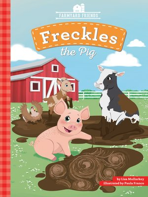 cover image of Freckles the Pig