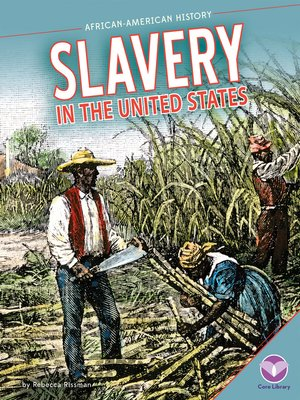 cover image of Slavery in the United States
