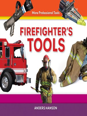 cover image of Firefighter's Tools