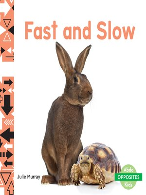 cover image of Fast and Slow