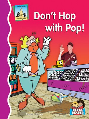 cover image of Don't Hop with Pop!