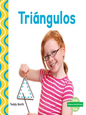 cover image of Triángulos (Triangles)