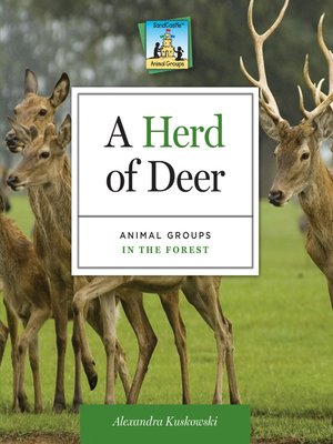 cover image of Herd of Deer
