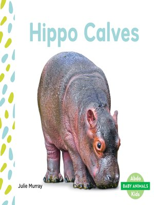 cover image of Hippo Calves
