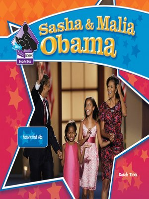 cover image of Sasha & Malia Obama
