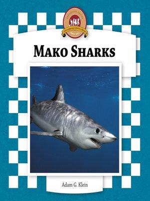 cover image of Mako Sharks