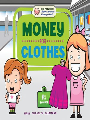 cover image of Money for Clothes