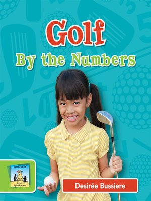 cover image of Golf by the Numbers