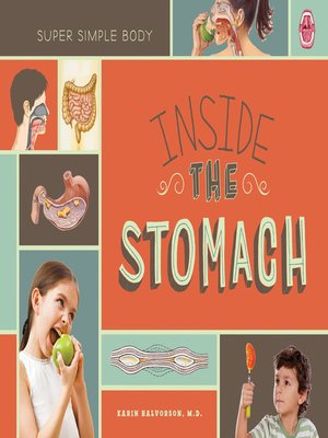 cover image of Inside the Stomach