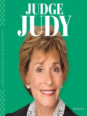 cover image of Judge Judy