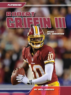 cover image of Robert Griffin III