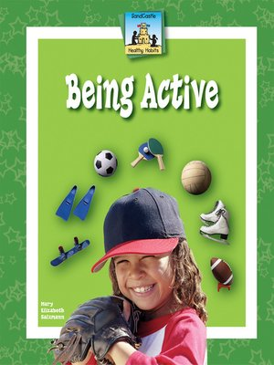 cover image of Being Active