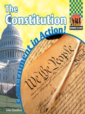 cover image of Constitution