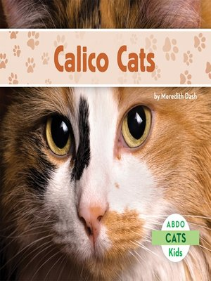 cover image of Calico Cats