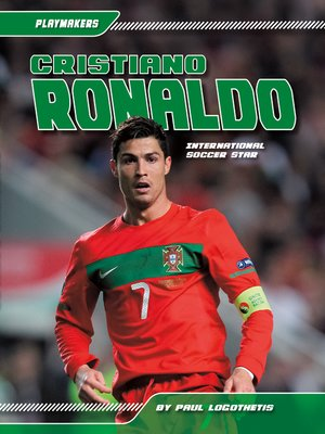 cover image of Cristiano Ronaldo