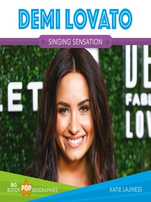 cover image of Demi Lovato