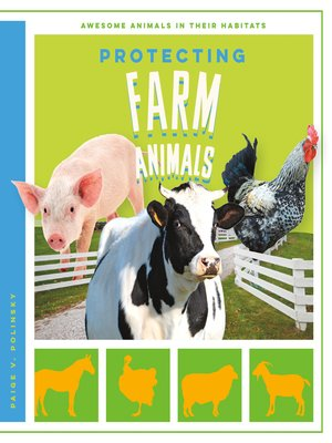 cover image of Protecting Farm Animals