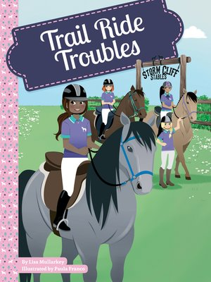cover image of Trail Ride Troubles