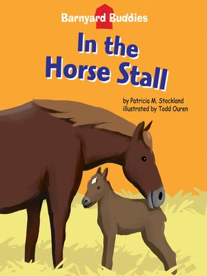 cover image of In the Horse Stall