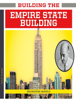 cover image of Building the Empire State Building