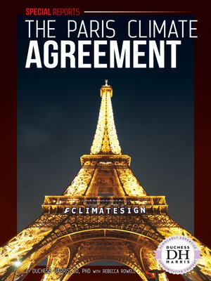 cover image of The Paris Climate Agreement