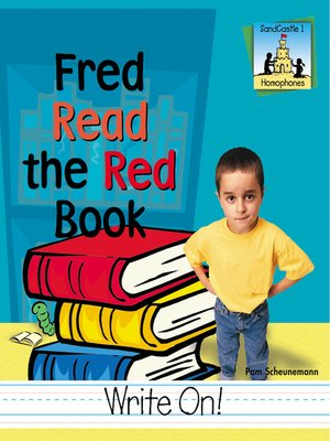 cover image of Fred Read the Red Book
