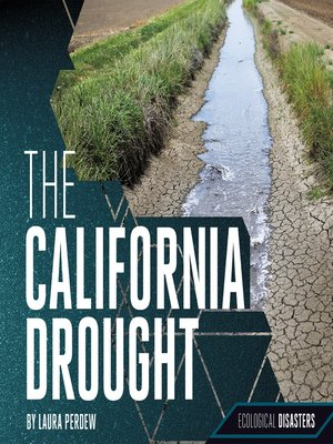 cover image of The California Drought