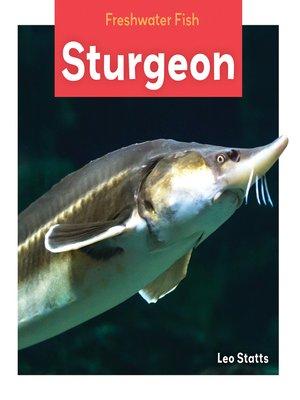 cover image of Sturgeon