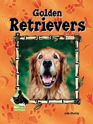 cover image of Golden Retrievers