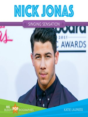 cover image of Nick Jonas