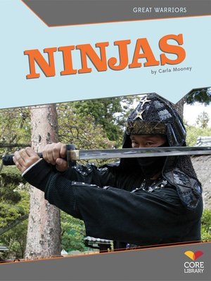 cover image of Ninjas