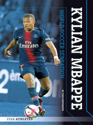 cover image of Kylian Mbappe